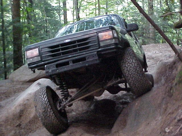 Swap Out 1992 Ford Exploer Tranny To C